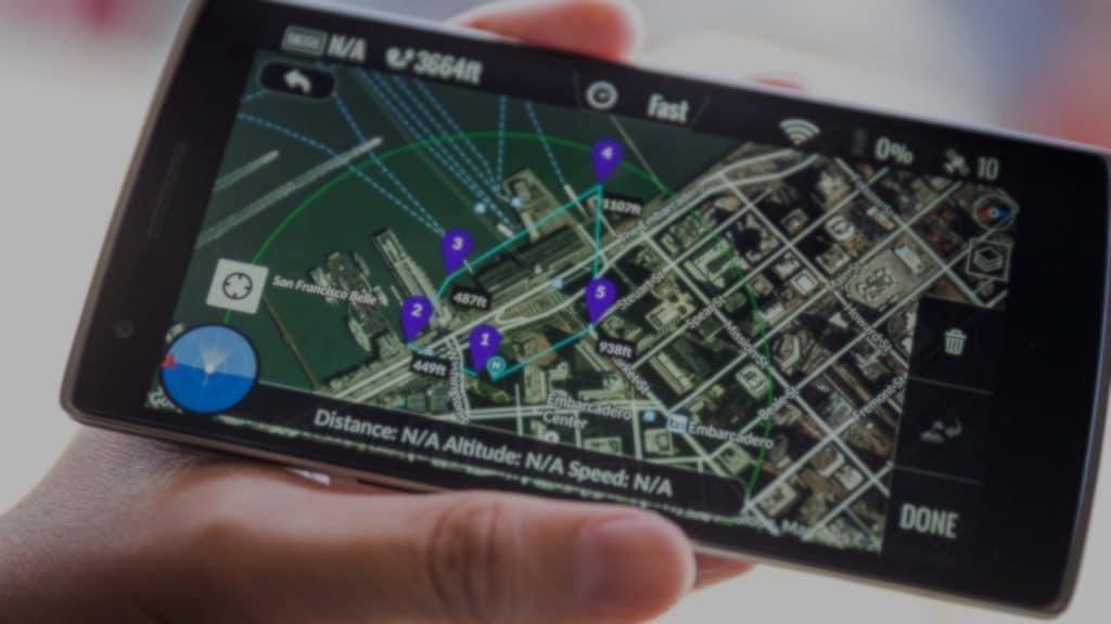 6 aplicaciones para planificar el vuelo de tu drone