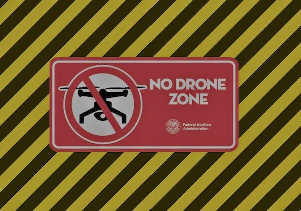 normativa drones