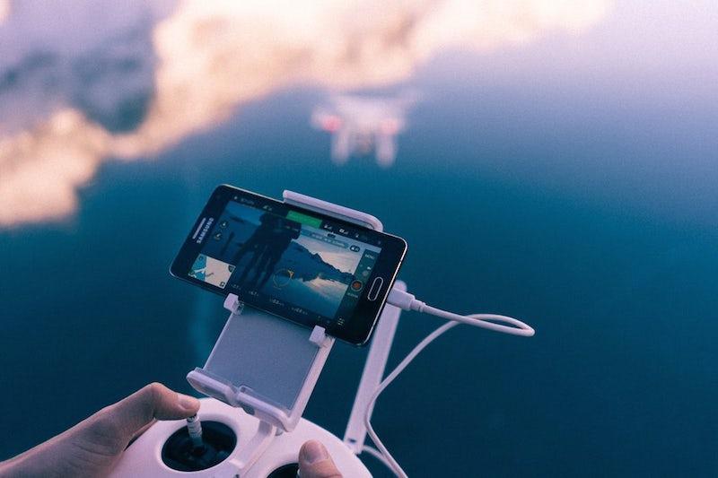 errores en vuelos fotogramétricos