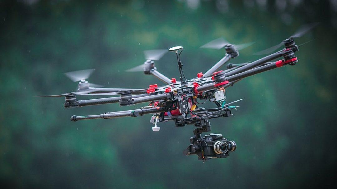 ¿Qué drone profesional elegir?