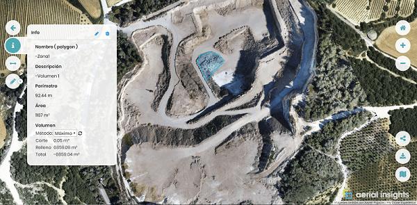 ejemplo plataforma aerial insights
